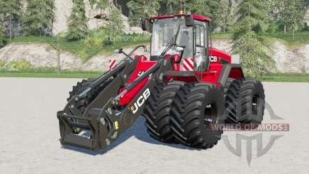 JCB 43ƽ S for Farming Simulator 2017