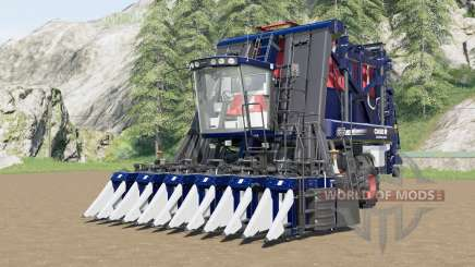 Case IH Module Express 63ƽ for Farming Simulator 2017