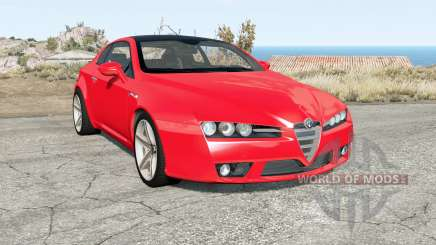 Alfa Romeo Brera (939D) 2008 for BeamNG Drive