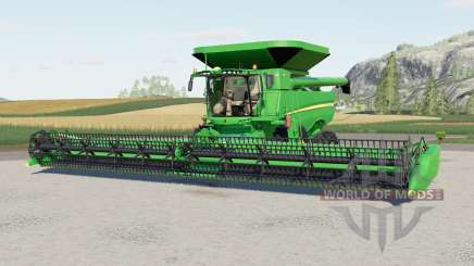 John Deere S700-serieᵴ for Farming Simulator 2017