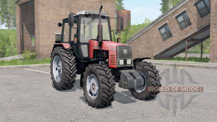 MTZ-1221 Беларуɕ for Farming Simulator 2017