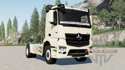 Mercedes-Benz Antos 324ⴝ for Farming Simulator 2017