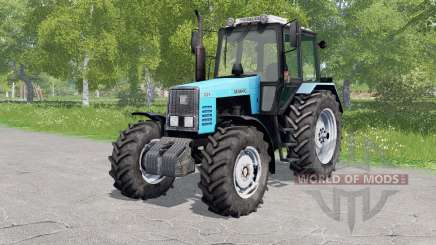 MTZ-1221 Беларуƈ for Farming Simulator 2017