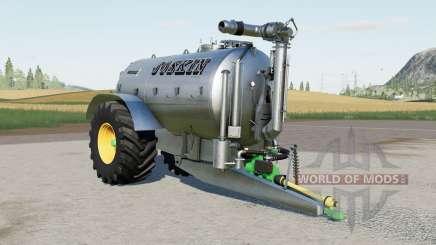 Joskin Modulo2 8400 ME for Farming Simulator 2017