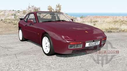 Porsche 944 Turbo S 1988 for BeamNG Drive