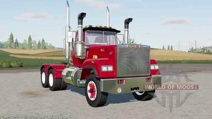 Mack Super-Liner Day Caꞗ for Farming Simulator 2017