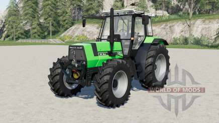 Deutz-Fahr AgroStar DX 6.61 Turbo for Farming Simulator 2017