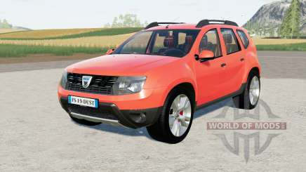 Dacia Duster 2013 for Farming Simulator 2017