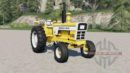 Minneapolis-Moline G1355 for Farming Simulator 2017