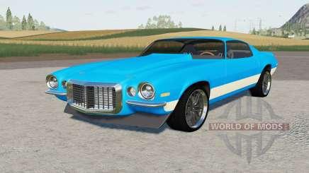 Chevrolet Camaro 1970 for Farming Simulator 2017