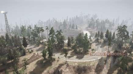 Forest Harvesting for MudRunner