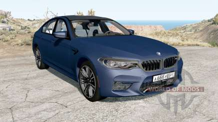 BMW M5 (F90) 2018 for BeamNG Drive