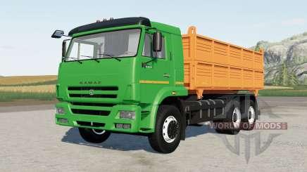 KamAZ-45143-6012-ⴝ0 for Farming Simulator 2017