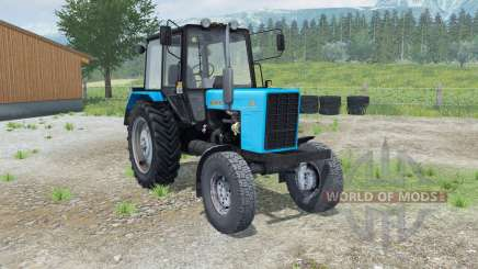 MTZ-82.1 Беларуƈ for Farming Simulator 2013