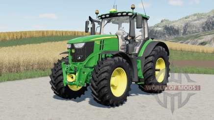 John Deere 6R-seriⱸs for Farming Simulator 2017