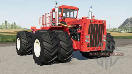 Big Bud 16V-7ꝝ7 for Farming Simulator 2017