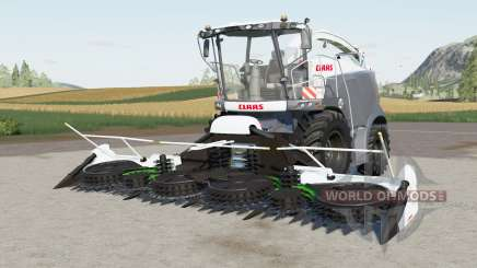 Claas Jaguar 900 for Farming Simulator 2017