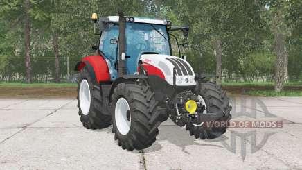 Steyr Profi 4130 CVŦ for Farming Simulator 2015