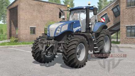 New Holland T8.4Ձ0 for Farming Simulator 2017