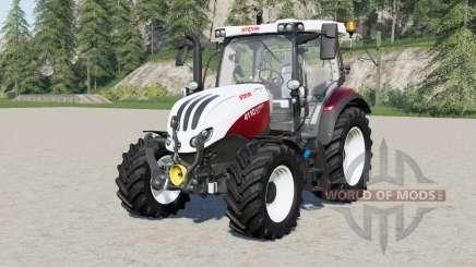 Steyr 4100 Expert CVT for Farming Simulator 2017