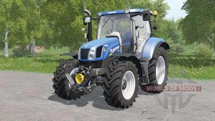 New Holland T6-serieʂ for Farming Simulator 2017