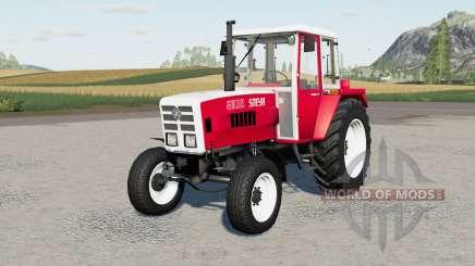 Steyr 8100 for Farming Simulator 2017