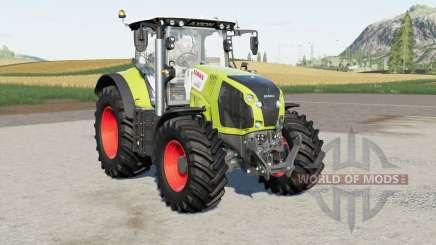 Claas Axioɲ 800 for Farming Simulator 2017