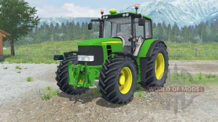 John Deere 64ვ0 for Farming Simulator 2013