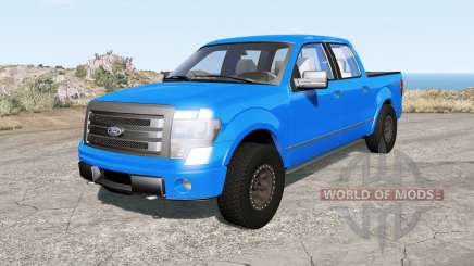 Ford F-150 Platinum SuperCrew 2008 for BeamNG Drive