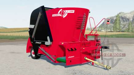 Trioliet Triomix S1 1200 for Farming Simulator 2017