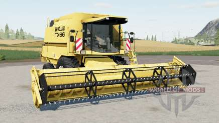 New Holland TX66 for Farming Simulator 2017