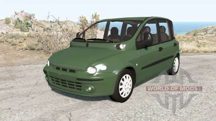 Fiat Multipla (186) 2004 for BeamNG Drive