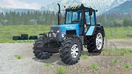 MTZ-1221 Беларуƈ for Farming Simulator 2013