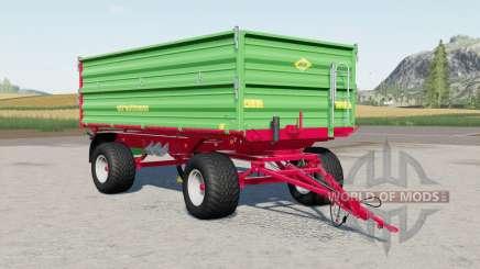 Strautmann SZK 80Զ for Farming Simulator 2017