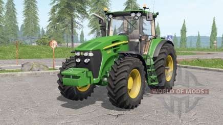 John Deere 7030-serieᵴ for Farming Simulator 2017