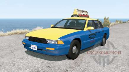 Gavril Grand Marshall Downtown Cab Co. for BeamNG Drive