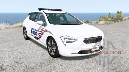 Cherrier FCV Belasco City Police v1.2.2 for BeamNG Drive