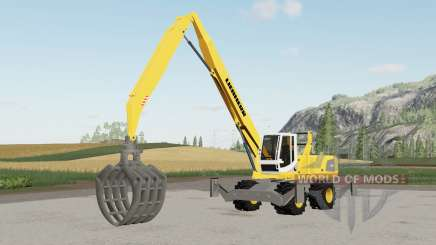 Liebherr LH 40 for Farming Simulator 2017