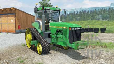 John Deere 8000Ƭ for Farming Simulator 2013