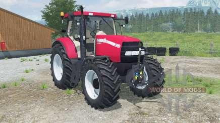Case IH Maxxum 1Ꝝ0 for Farming Simulator 2013