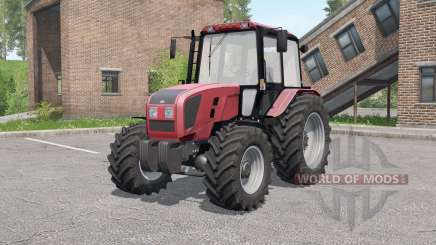 MTZ-1220.3 Беларуꞔ for Farming Simulator 2017
