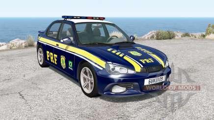 Hirochi Sunburst Brazilian PRF Police v0.9.1.1 for BeamNG Drive