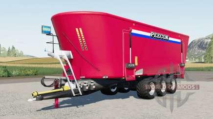 Peecon Mega Mammoet autoload for Farming Simulator 2017