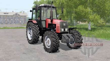 MTZ-1221 Беларуꞔ for Farming Simulator 2017