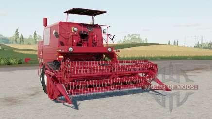 Bizon Super Ꙁ056 for Farming Simulator 2017