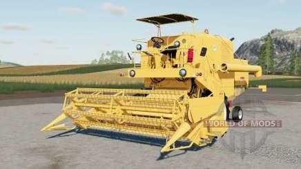 Bizon Supeᵲ Z056 for Farming Simulator 2017