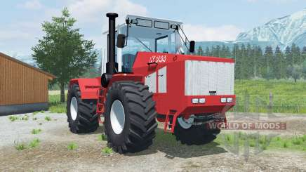 Kirovets K-744Р1 for Farming Simulator 2013
