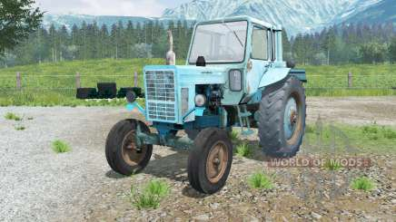 MTZ-80L Беларуꞔ for Farming Simulator 2013