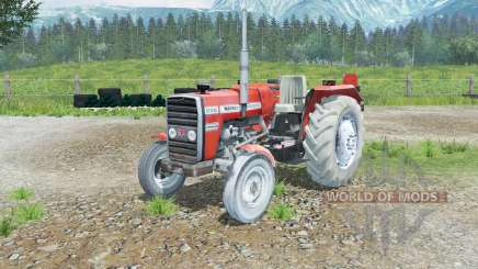 Massey Ferguson 25ƽ for Farming Simulator 2013
