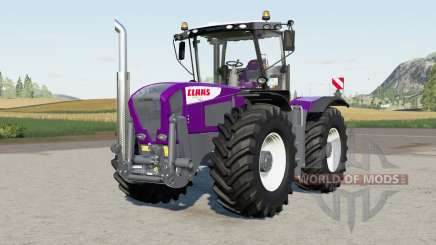 Claas Xerion 3800 Trac VꞆ for Farming Simulator 2017
